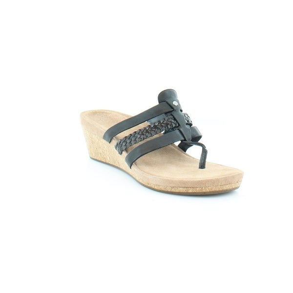 UGG Maddie Women's Sandals & Flip Flops Black