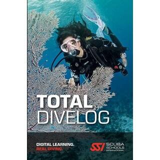 SSI Dive Log Book Level 1-3 (24 Dives)