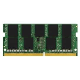 Kingston Memory KVR24S17S6/4 4GB 2400MHz DDR4 Non-ECC CL17 SODIMM 1Rx16 Retail