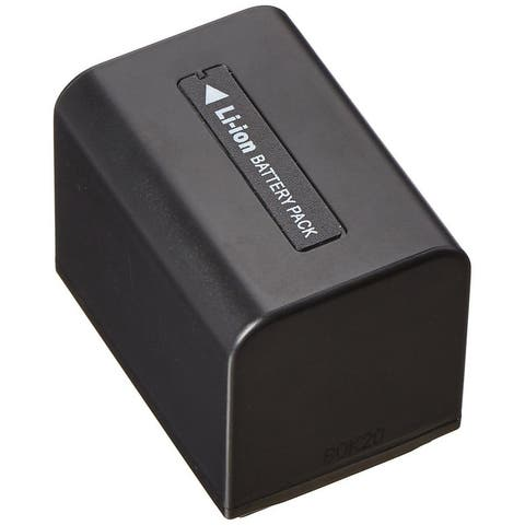 Wasabi Power Sony NP-FV70 Replacement Battery - Black