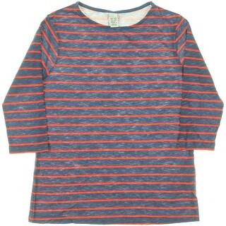 Zara Kids Girls Striped Casual Top