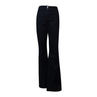 Style & Co. Women's Wide Leg Mid Rise Trouser