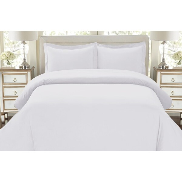 Hotel Luxury 1500 Series 3pc Duvet Cover Set