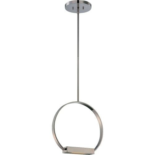 "Nuvo Lighting 62/183 Single Light 14-1/4"" Wide Integrated LED Pendant"