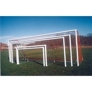 GOAL 3mm 7 ft. H and 3 ft. Top Depth Soccer Goal Replacement Net