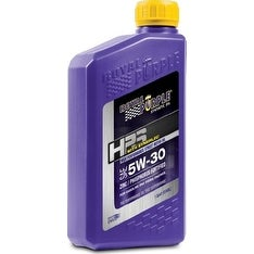 Royal Purple 31530 HPS Street Synthetic Motor Oil 5W30 Pack