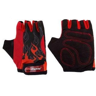 Kidzamo KZ-025Youth/Childrens KZ-025 Short Finger Cycling Gloves