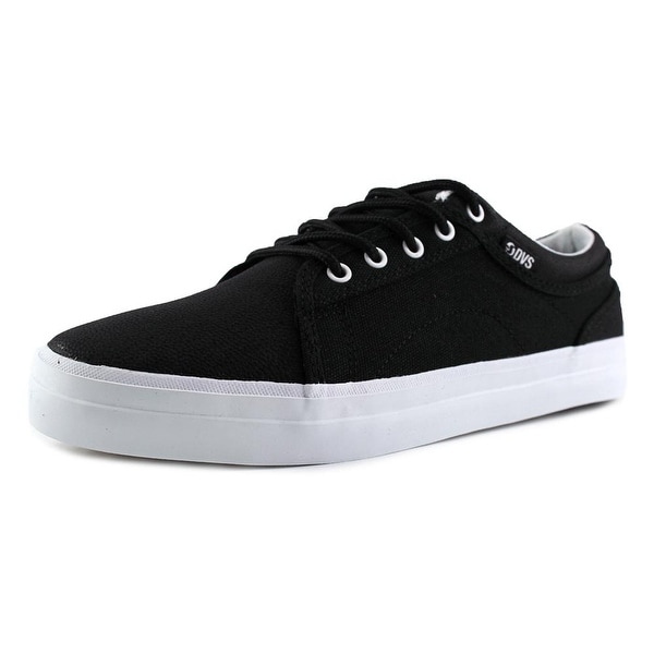 DVS Aversa Men Black/-Black/-Wh Skateboarding Shoes