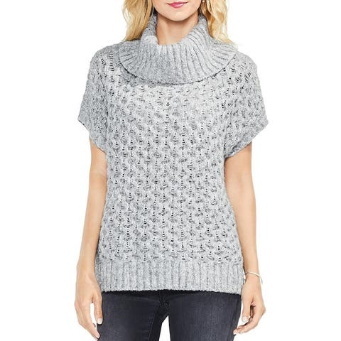 Vince Camuto Womens Pullover Sweater Fall Chunky