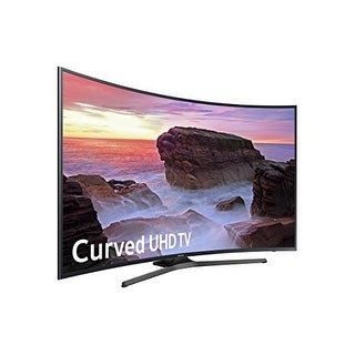 Samsung UN49MU6500 Curved 49-Inch 4K Ultra HD Smart LED TV (2017 Model)