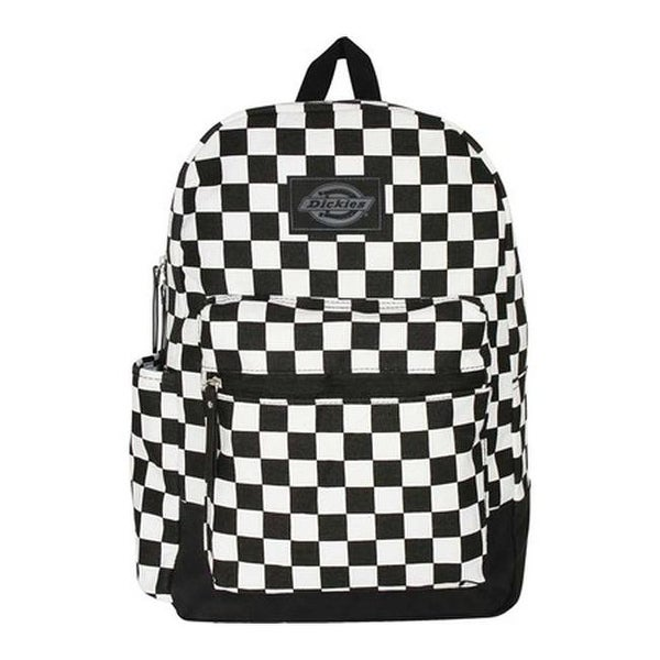 518373c02e49 Shop Dickies Colton Backpack Black White Check - US One Size (Size ...