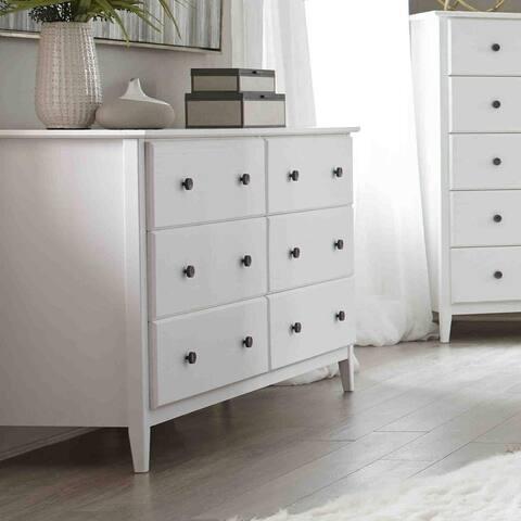 Grain Wood Furniture Greenport 6-drawer Dresser