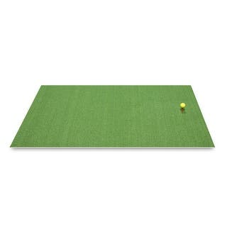 Orlimar Residential Golf Mat (3' X 5') With Free Rubber Tee|https://ak1.ostkcdn.com/images/products/is/images/direct/e28ecd9d7d45a0924d51573f60f1f1ea754c755c/Orlimar-Residential-Golf-Mat-%283%27-X-5%27%29-With-Free-Rubber-Tee.jpg?impolicy=medium