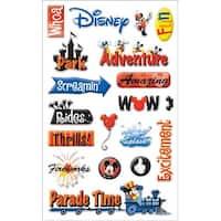 Disney Adventure - Disney Mickey Gem Stickers
