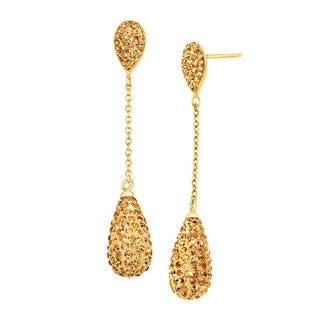 Crystaluxe Double Teardrop Drop Earrings with Swarovski Crystals in 18K Gold-Plated Sterling Silver - champagne|https://ak1.ostkcdn.com/images/products/is/images/direct/e2912486f6bc6a10bdd2bd6d1a54ba2ce183cb89/Crystaluxe-Double-Teardrop-Drop-Earrings-with-Swarovski-Crystals-in-18K-Gold-Plated-Sterling-Silver.jpg?impolicy=medium