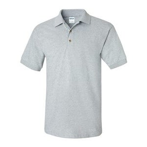Gildan Ultra Cotton Jersey Sport Shirt - Sport Grey - M