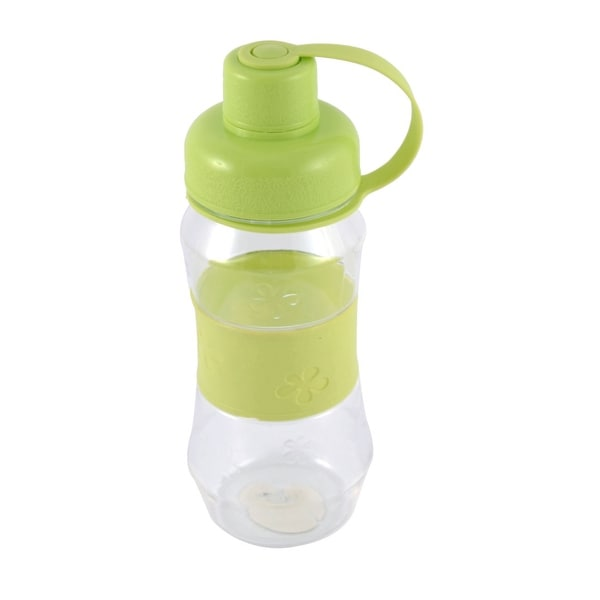Portable Exercise Camping Drinking Cup Tea Water Bottle 500ML Green