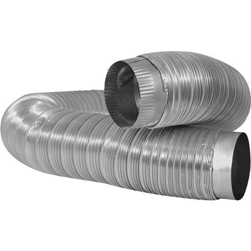 Dundas Jafine 4X6 Alm Semi-Rigid Duct MFX46C2XZW Unit: EACH Contains 16 per case