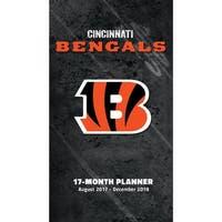 NFL Cincinnati Bengals Planner, Cincinnati Bengals by Turner Licensing