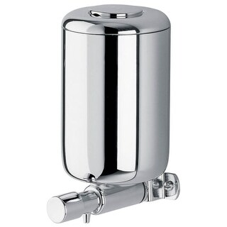 WS Bath Collections Hotellerie A05670 Hotellerie Wall Mounted Soap Dispenser