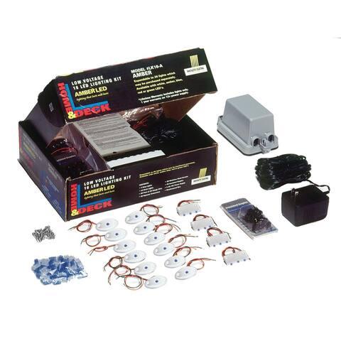 Innovative Lighting Deck And Dock LED Kit Blue LED / White - 090-2100-4 - Blue/White