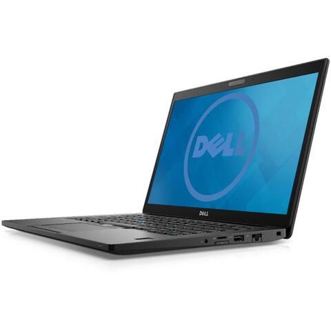 Dell Lattitude 7480 14in. 256SS Intel Core i5 7th Gen 8GB - Black