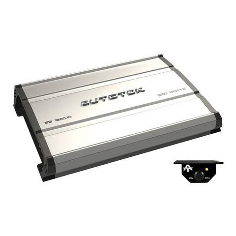 Autotek ss1800.1d autotek super sport amplifier 1800 watt mono d class