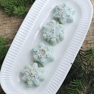 Link to Nordic Ware Frozen Snowflake Cakelet Pan, Metallic Similar Items in Bakeware