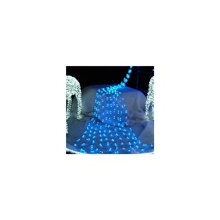 d4045657519c Shop Christmas at Winterland LED-WATERFALL-PW 16 Foot Pure White LED  Waterfall Lights Indoor / Outdoor - Pure White - Free Shipping Today -  Overstock - ...