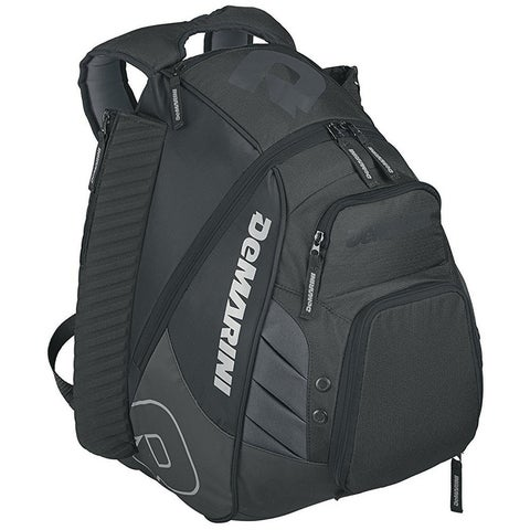 DeMarini Voodoo Rebirth Baseball Backpack (Black)