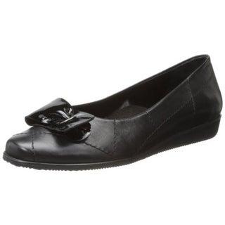 VANELi Womens Ariza Dress Shoes Leather Round Toe