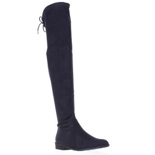 Marc Fisher Humor2 Over the Knee Boots, Dark Blue
