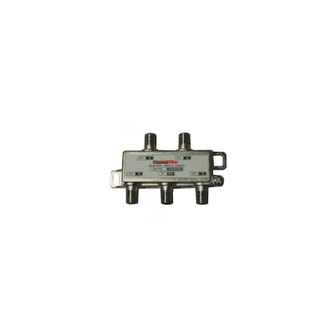 Channel Plus MPT2534S CHANNEL PLUS 2534 4-Way Splitter/Combiner