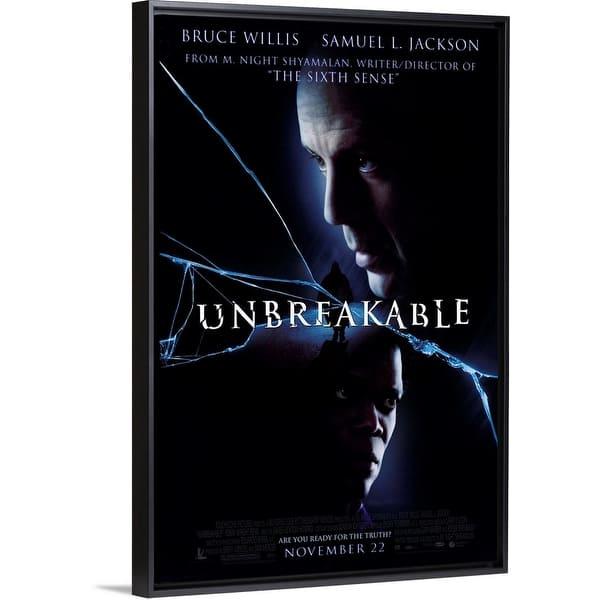 Shop Unbreakable 2000 Black Float Frame Canvas Art Overstock 26974064