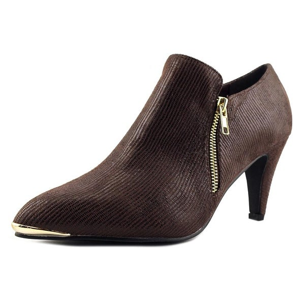 Bellini Grace Pointed Toe Synthetic Bootie