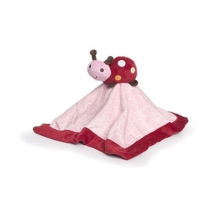 Carters Ladybug Rattle and Security Blanket