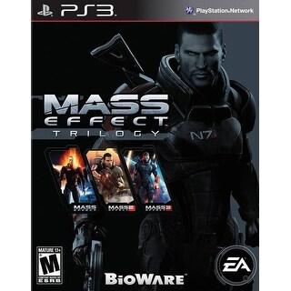 Mass Effect Trilogy - PlayStation 3