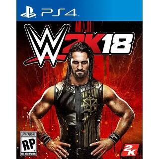 WWE 2K18 - Playstation 4 (Refurbished)