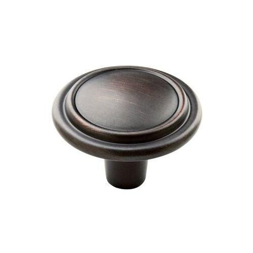 Amerock BP29113 Allison Value Hardware 1-1/4 Inch Diameter Mushroom Cabinet Knob
