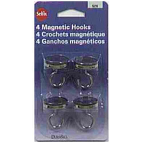 Homz U526 Hook Cup Magnetic Pk4