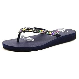 Skechers Meditation-Break Water Women Open Toe Synthetic Thong Sandal