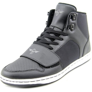 Creative Recreation Cesario Men Round Toe Leather Fashion Sneakers