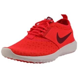 Nike Juvenate Women Round Toe Synthetic Pink Running Shoe