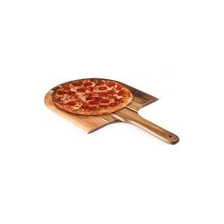Picnic Time 891-00-512-000-0 Acacia Pizza Peel