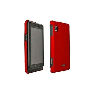 OEM Motorola Droid A855 Slim Rear Cover - Red