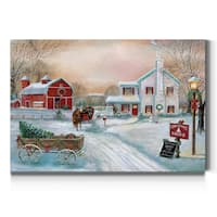 Buy Christmas Gallery Wrapped Canvas Online At Overstock Our Best Art Deals