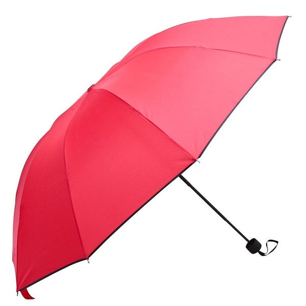 Travella Reverse Umbrella With Non Drip Design Large Foldable For Compact Storage