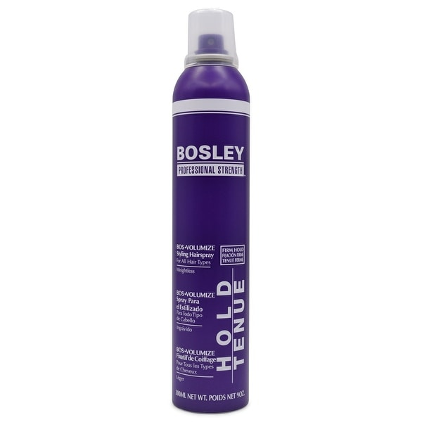 Bosley Bos-Volumize Styling Hairspray 9 oz