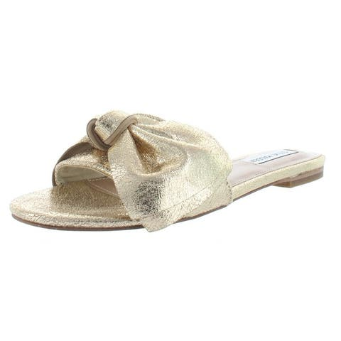 3b6d1c901c1 Gold Steve Madden Women's Shoes | Find Great Shoes Deals Shopping at ...