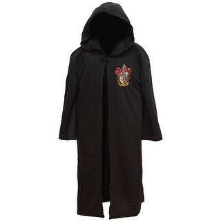 Harry Potter Gryffindor Big Boys' Magicians Cloak French Terry Robe